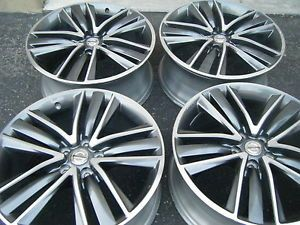 19'' Nissan Maxima Altima Factory Original Rims Wheels Enkie 17 18 20
