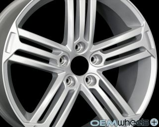 "18"" Golf R Style Wheels Fits VW Golf Jetta CC EOS GTI Passat Audi A3 A6 Set"