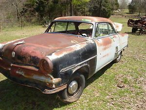 1953 Ford Victoria Customline Rat Rod Hot Rod Vintage Car Parts Gasser