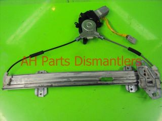 98 99 00 01 Acura RL Front Driver Left Door Power Window Regulator Motor