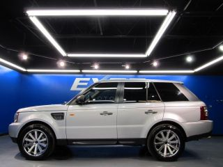 Land Rover Range Rover Sport Supercharged AWD 20 inch Wheels Nav Heated Seats