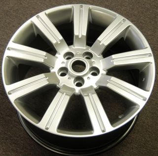 "20"" Stormer Wheels Rims Range Rover Sport HSE Land Rover LR3 Set of 4 and Caps"