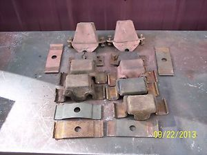 Dodge M37 M43 Truck Power Wagon Parts Lot