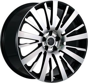"22"" LR9 Wheels Set for Range Land Rover Sport HSE LR4 Rims Caps"