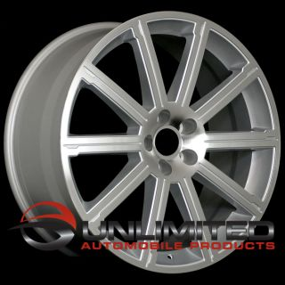 "22"" Silver Range Rover Wheels Rims Fit Range Rover Sport Supercharged 2002"
