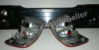 Audi 100 C4 90 94 Tail Lights Rear Lamp Set New Style