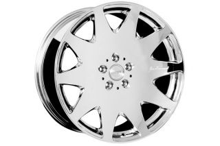 "22"" Benz W221 S400 S550 S600 MRR HR3 Concave VIP Chrome Staggered Wheels Rims"