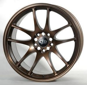 17 Rota Torque Sports Bronze Rims Wheels Honda S2000 S2K 17x7 5 17x8