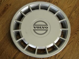 Volvo 240 244 245 Center Cap Wheel Cover Hub Cap Factory 14 Inch