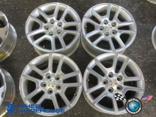 Four 2013 Chevy Malibu Factory 17 Wheels Rims 5559 9598668