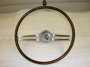 64 66 Buick Riviera Wood Steering Wheel