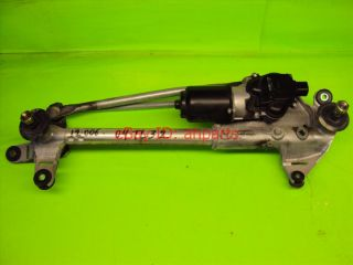 04 05 Acura TL Windshield Wiper Blades Motor Linkage Arm Links