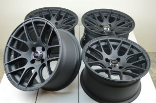15 Wheel Accord Integra Civic Cobalt Cooper 200SX Lancer XB Low Offset 4x100 Rim