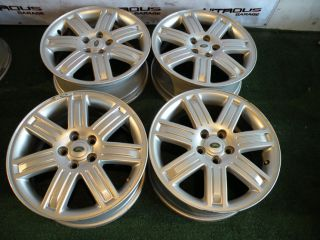 "19"" Range Land Rover HSE LR3 LR4 Discovery II Wheels Factory 18 Snow Winter"