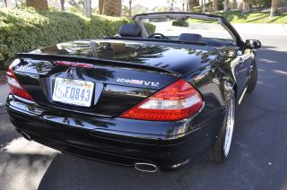 Mercedes Benz SL Class Base Convertible 2 Door