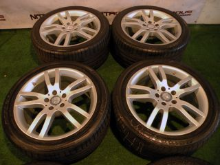 "18"" Factory Mercedes SL CLS Wheels Tires SL500 SL550 CLS500 CLS550 SL600"