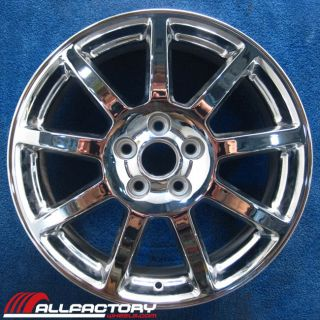 "Cadillac DTS 18"" 2006 2007 06 07 Chrome Factory Rim Wheel 4605"
