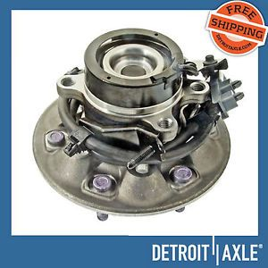 1 New Chevrolet GMC Isuzu Front Left Wheel Hub Assembly ABS 6 Lugs Rwd