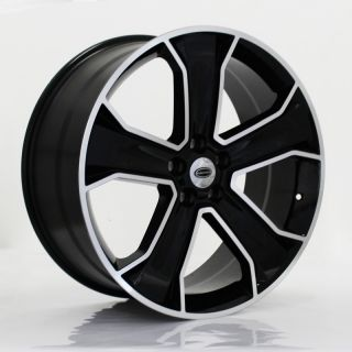 "20"" Road Force RF393 Wheels Rims Fit Range Rover HSE Range Rover Sport LR3"