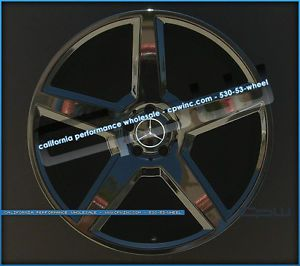 Marcellino S22 250 Mercedes Benz Wheels Rims S550 S600 S63 S65 CL550 CL600 22""