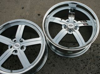 Huntington Bolsa 20 x 9 0 10 Chrome Rims Wheels Benz C300 C350 Stag 5H 32