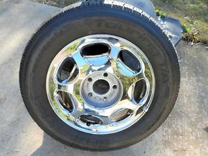 Buick LeSabre Park Avenue Riviera Factory Wheel Rim 4020 Chrome 1995 2002
