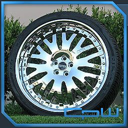 "New Land Rover Evoque 22"" inch Chrome Wheels Rims Tire Package Two Piece Forged"