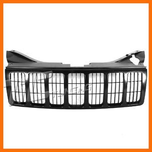 2005 2006 Jeep Grand Cherokee Laredo Grille Grill New Front Body Parts
