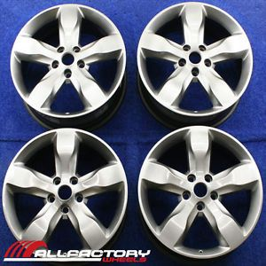 "Jeep Grand Cherokee Laredo Overland 20"" 2011 2012 2013 Rims Wheels Set 9107"
