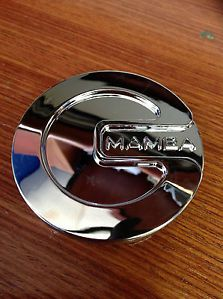 Mamba MR1 Chrome PCA5140 Wheel Center Cap Jeep Wheel Mr 1