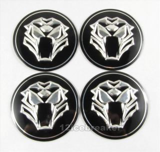 3D Tigris Wheel Center Cap Emblem Badge Decal Fit for Kia Optima K5 4pcs
