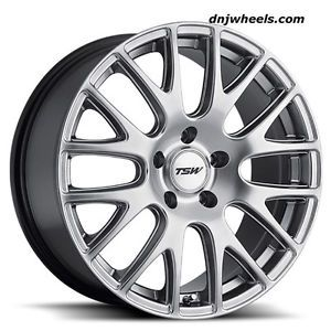 20 TSW Mugello Cadillac cts Accord Camry Maxima Altima Kia Optima Wheels Tires