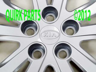 2010 2011 2012 Kia Forte Hubcap Wheel Cover 10 Spoke Genuine Brand New