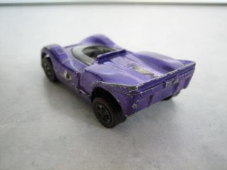 Hot Wheels Redline McLaren MGA Purple by Mattel 1968