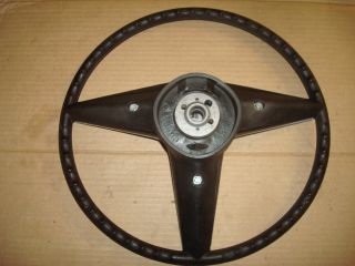 1970s Pontiac Steering Wheel Firebird GTO LeMans Grand Prix Bonneville Ventura