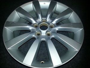 "18"" Mitsubishi Lancer Wheel Rim 08 09 10 11 12 Alloy Wheels Rims Tires 65845"