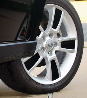 "18"" Wheel Rim Decal Decals Inlays Fit 2010 Kia Soul"