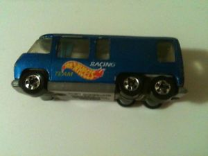 1976 Hot Wheels Racing Team Motor Home Diecast Car