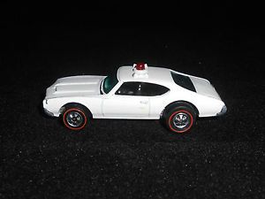 Redlines Olds 442 Police Cruiser Hot Wheels 1969 Red Line