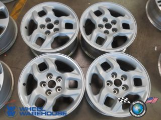 Four 97 99 Mitsubishi 3000gt Factory 16 Wheels Rims 65753