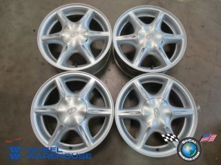 Four 99 01 Oldsmobile Alero Factory 16 Wheels Rims 6034