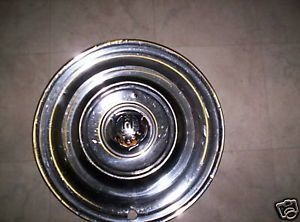 50 51 52 53 Oldsmobile 15 inch Hubcap Wheel Cover