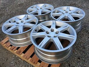 Set of 4 18 inch Factory Enkei Wheels Rims Mitsubishi Eclipse GT 5 x 114 3