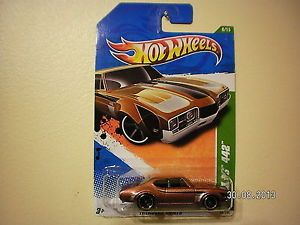 2011 Hot Wheels Treasure Hunt ' 68 Olds 442