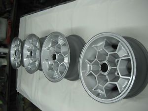 15x7 Pontiac GTO LeMans Firebird Trans Am Super Duty Honeycomb Wheels