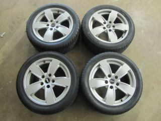 "2004 2006 Pontiac GTO Stock 17"" Factory Wheels Rims Curb Rash"