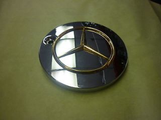 "Hammer ""Benz Logo"" Pentastar Chrome Center Cap"