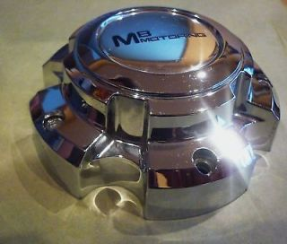 MB Motoring Chrome Center Cap