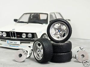 1 18 BMW Motorsport M5 Throwing Star 'Staggered' Wheels Modified Tuning Felgen