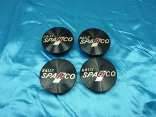 Rally Sparco Original Crimson Wheels Center Cap